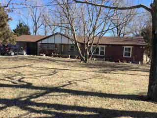 15834 SW Butler Rd, Rose Hill, KS 67133 (MLS #530484) :: Glaves Realty