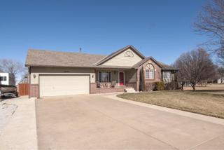 6420 S Bedford Cir, Derby, KS 67037 (MLS #531361) :: Select Homes - Team Real Estate