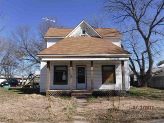 408 N Linden St, Belle Plaine, KS 67013 (MLS #532155) :: Select Homes - Team Real Estate