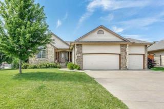 405 E Fox Run Ct, Mulvane, KS 67110 (MLS #533804) :: Select Homes - Team Real Estate
