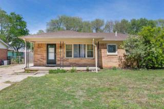 210 E English St, Mulvane, KS 67110 (MLS #534155) :: Select Homes - Team Real Estate
