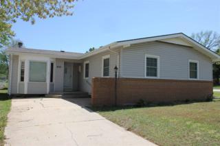 924 S Poplar, Newton, KS 67114 (MLS #534320) :: Select Homes - Team Real Estate