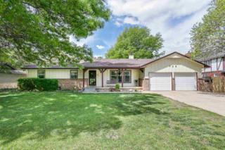 725 Tristan Dr, Mulvane, KS 67110 (MLS #534401) :: Select Homes - Team Real Estate