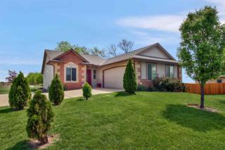 1248 N Beau Jardin, Derby, KS 67037 (MLS #534431) :: Select Homes - Team Real Estate