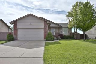 1009 N Springwood St, Goddard, KS 67052 (MLS #534475) :: Select Homes - Team Real Estate