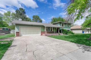 524 E 3rd St, Goddard, KS 67052 (MLS #534487) :: Select Homes - Team Real Estate