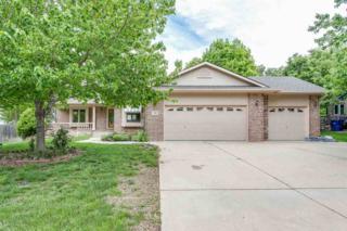 1420 N Broadmoor St, Derby, KS 67037 (MLS #534522) :: Select Homes - Team Real Estate