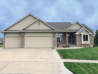 929 E Lost Hills Ct, Derby, KS 67037 (MLS #535672) :: Glaves Realty