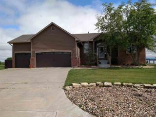 850 N Cottonwood Circle, Benton, KS 67017 (MLS #535766) :: Glaves Realty