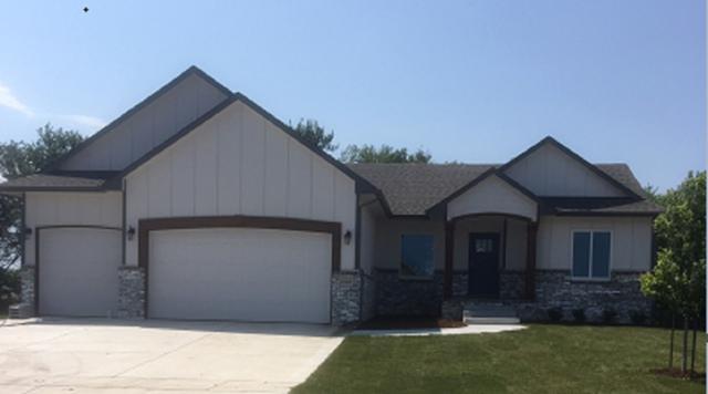 13315 W Lost Creek St, Wichita, KS 67235 (MLS #557618) :: Lange Real Estate
