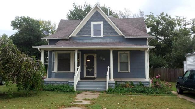 320 S Main St, Caldwell, KS 67022 (MLS #511306) :: Select Homes - Team Real Estate