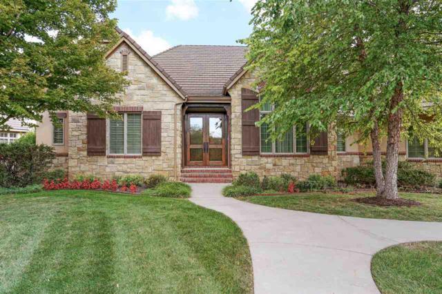 219 E Pine Meadow Ct, Andover, KS 67002 (MLS #524069) :: Select Homes - Team Real Estate