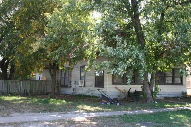 115 W Garfield St, Argonia, KS 67004 (MLS #527091) :: On The Move