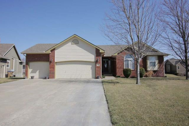 706 W Putter Ct, Andover, KS 67002 (MLS #532157) :: Select Homes - Team Real Estate