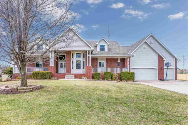 515 N Forestview Ct, Wichita, KS 67235 (MLS #532889) :: Select Homes - Team Real Estate