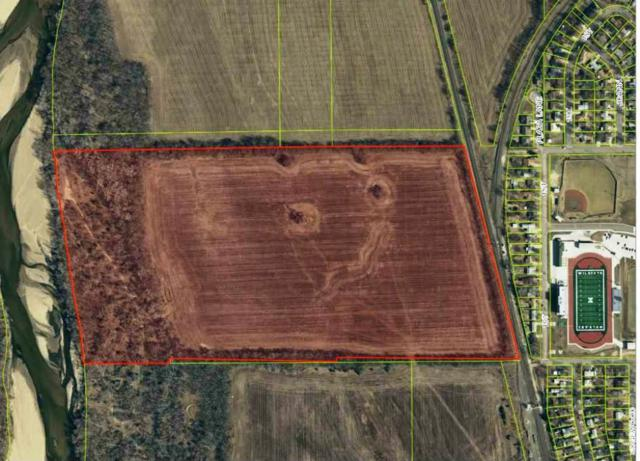 77.5 Acres See Legal, Mulvane, KS 67110 (MLS #534283) :: Lange Real Estate