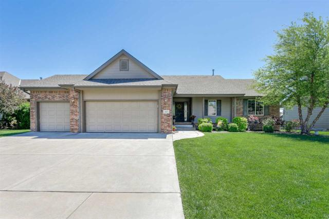 847 E Woodstone, Andover, KS 67002 (MLS #534700) :: Select Homes - Team Real Estate