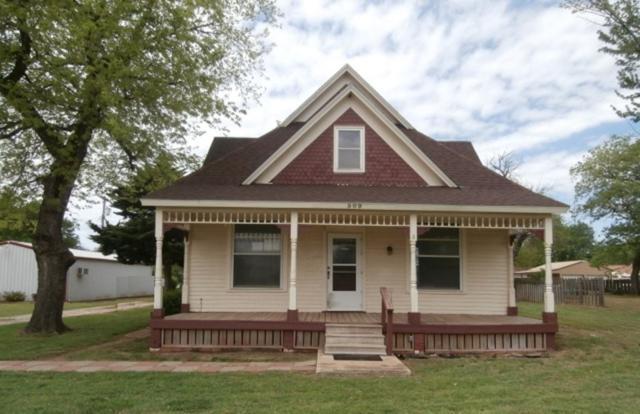 509 N Main St, Caldwell, KS 67022 (MLS #534814) :: Select Homes - Team Real Estate