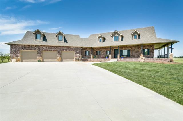 24700 W Lost Point, Andale, KS 67001 (MLS #535487) :: Better Homes and Gardens Real Estate Alliance