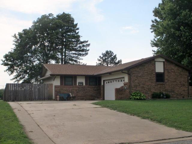 409 S Lincoln St., Belle Plaine, KS 67013 (MLS #535636) :: Select Homes - Team Real Estate