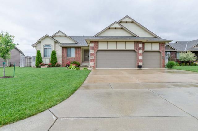 10936 W Hampton Lakes St, Maize, KS 67101 (MLS #535745) :: Select Homes - Team Real Estate