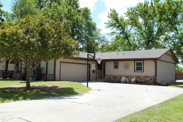 231 E Nancy, Clearwater, KS 67026 (MLS #535946) :: Select Homes - Team Real Estate