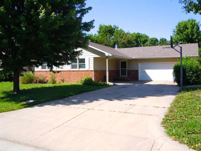 11 E Langton Dr, Goddard, KS 67052 (MLS #535979) :: Select Homes - Team Real Estate