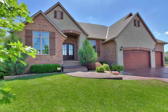 705 N Deerfield Ct, Andover, KS 67002 (MLS #535990) :: Select Homes - Team Real Estate