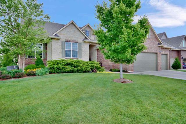 714 N Deerfield Ct, Andover, KS 67002 (MLS #536211) :: Select Homes - Team Real Estate