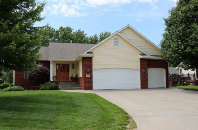 1833 E Wyndham Rd, Park City, KS 67219 (MLS #536233) :: Select Homes - Team Real Estate