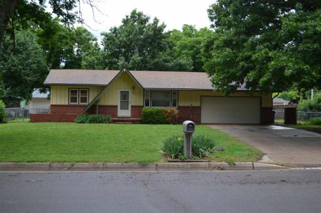 321 S 1ST ST, Clearwater, KS 67026 (MLS #536318) :: Select Homes - Team Real Estate