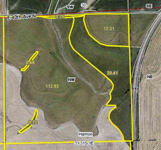 000 40th Ave N Tract IV, Wellington, KS 67152 (MLS #536360) :: Select Homes - Team Real Estate