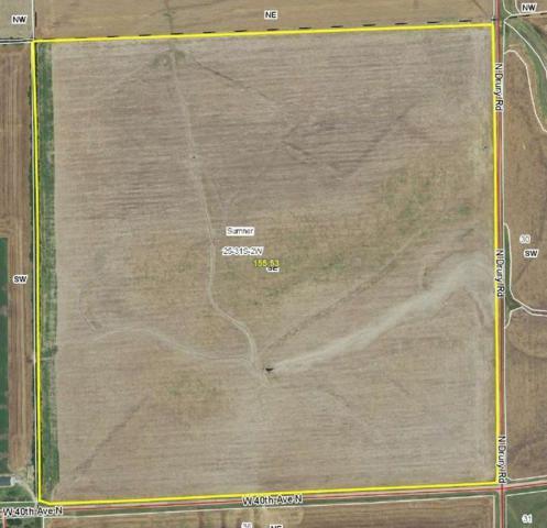 000 40th Ave N & Drury Rd Tract VIII, Wellington, KS 67152 (MLS #536397) :: Select Homes - Team Real Estate