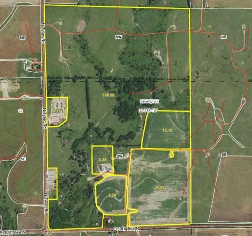000 30th Ave N & Tyler Rd Tract IX, Wellington, KS 67152 (MLS #536400) :: Select Homes - Team Real Estate