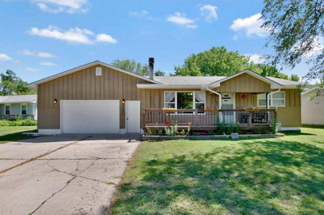 6652 N Kerman St, Park City, KS 67219 (MLS #536438) :: Better Homes and Gardens Real Estate Alliance