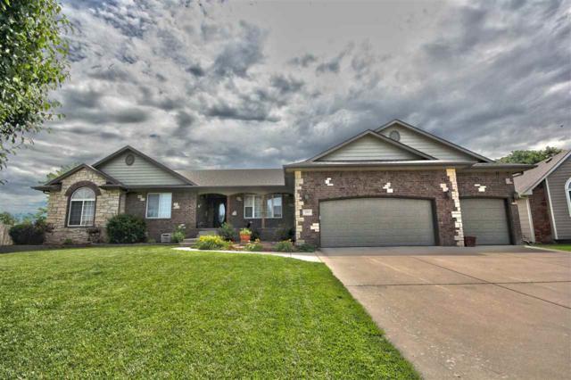 414 E Fox Run Ct, Mulvane, KS 67110 (MLS #536603) :: Select Homes - Team Real Estate