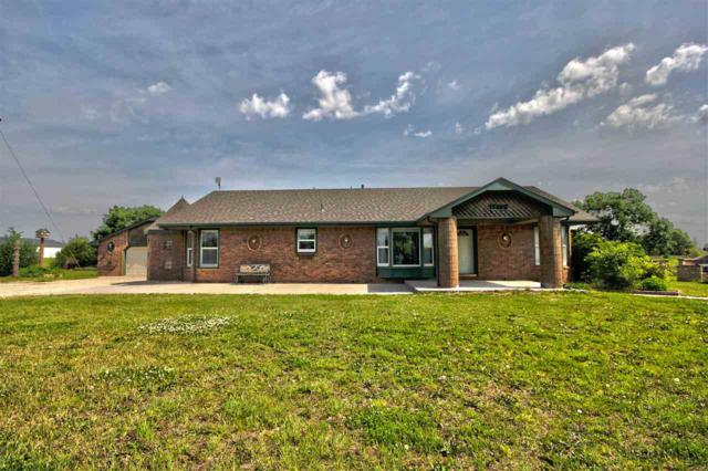 13400 W 87th St S, Clearwater, KS 67026 (MLS #536630) :: Select Homes - Team Real Estate