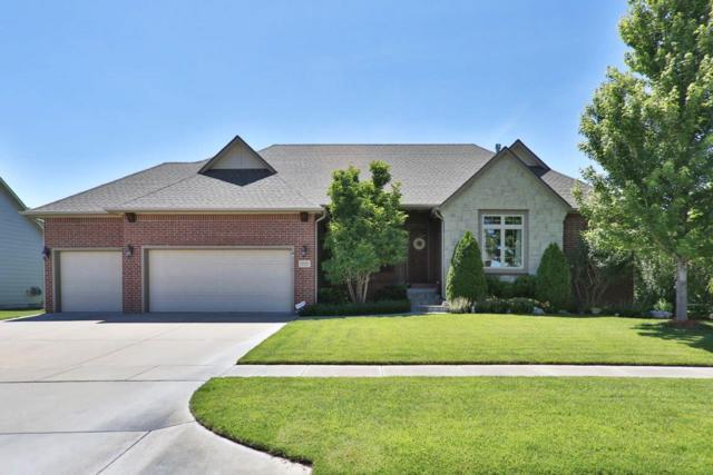 2525 N Rough Creek Rd, Derby, KS 67037 (MLS #536631) :: Select Homes - Team Real Estate