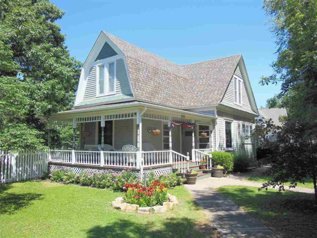 203 N Lee St, Clearwater, KS 67026 (MLS #536642) :: Select Homes - Team Real Estate