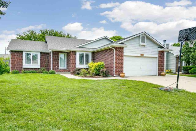 10317 E Skinner Cir, Wichita, KS 67207 (MLS #536645) :: Select Homes - Team Real Estate