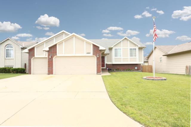 2525 S Cooper St, Wichita, KS 67210 (MLS #536657) :: Select Homes - Team Real Estate