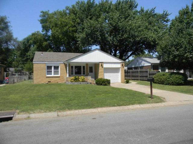 139 S Hungerford Ave, Haysville, KS 67060 (MLS #536687) :: Select Homes - Team Real Estate