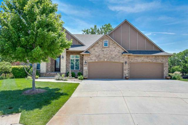 709 N Waterview, Andover, KS 67002 (MLS #536696) :: Select Homes - Team Real Estate