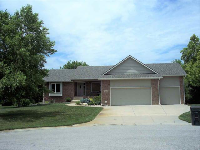 4845 Steeds Crossing Cir, Park City, KS 67219 (MLS #536718) :: Select Homes - Team Real Estate