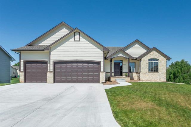 927 N Trail Drive Circle, Mulvane, KS 67110 (MLS #536772) :: Select Homes - Team Real Estate