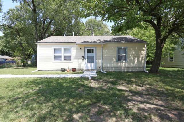 3206 E Oaklawn Dr, Wichita, KS 67216 (MLS #536825) :: Select Homes - Team Real Estate