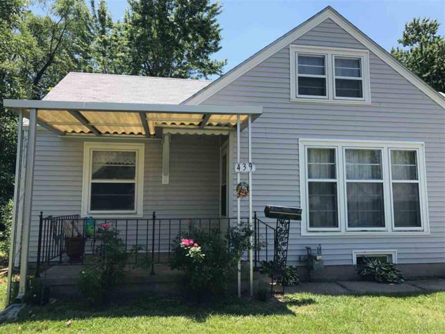 439 Mead St, Newton, KS 67114 (MLS #536893) :: Select Homes - Team Real Estate