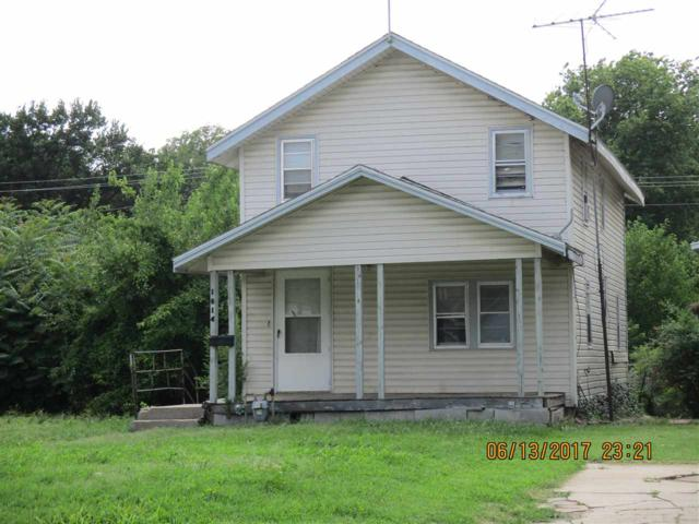 1014 S Jefferson Ave, Wellington, KS 67152 (MLS #536894) :: Select Homes - Team Real Estate