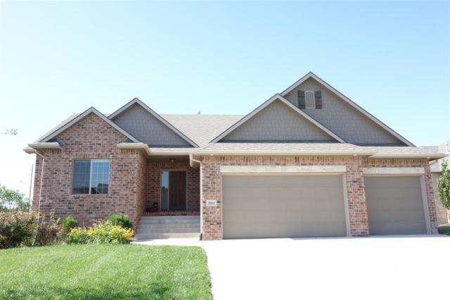 1013 E Rosemont Ct, Andover, KS 67002 (MLS #536926) :: Select Homes - Team Real Estate