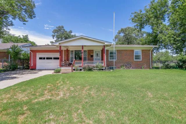 1102 W Alcott St., Wichita, KS 67204 (MLS #537021) :: Better Homes and Gardens Real Estate Alliance